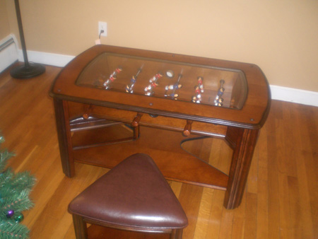 Foosball Table 2