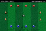 Sideline Soccer Soccer Drill